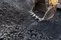 Steam coal