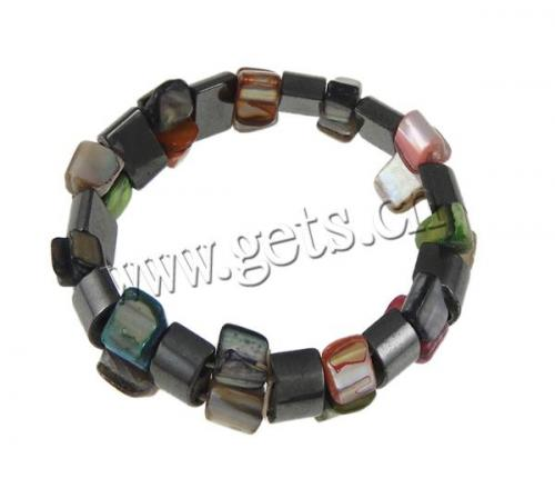 Magnetic hematite jewelry wholesale different styles for choice 11x7.5x5mm Sold Per 6.5 Inch Strand 707310
