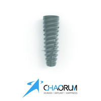 Dental implant, Chaorum implant from South Korea