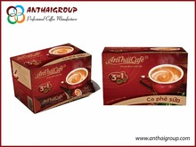 Buon Ma Thuot Instant Coffee Mix 3 in 1