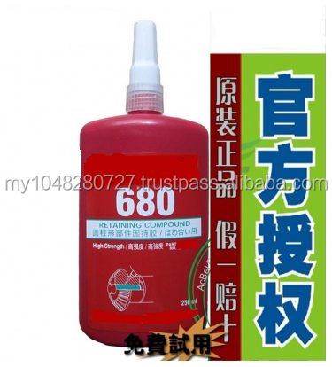 680 high- strength glue anaerobic