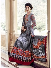 Semi-stitched salwar kameez/churidar stitching designs