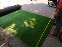 Synthetic Artificial Grass for Garden use.