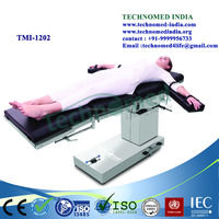 TMI-1202 Top quality! C-arm compatible hydraulic operating table