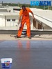 WATERPROOFING COATING FOR ROOF, TERRACE, FLOOR, EASY TO APPLY, ONE COMPONENT, READY TO USE