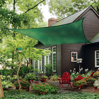 Decorative Sunshine Outdoor Shade Sail Fabric For Garden , Any Color,made in Turkey,Plastic Net