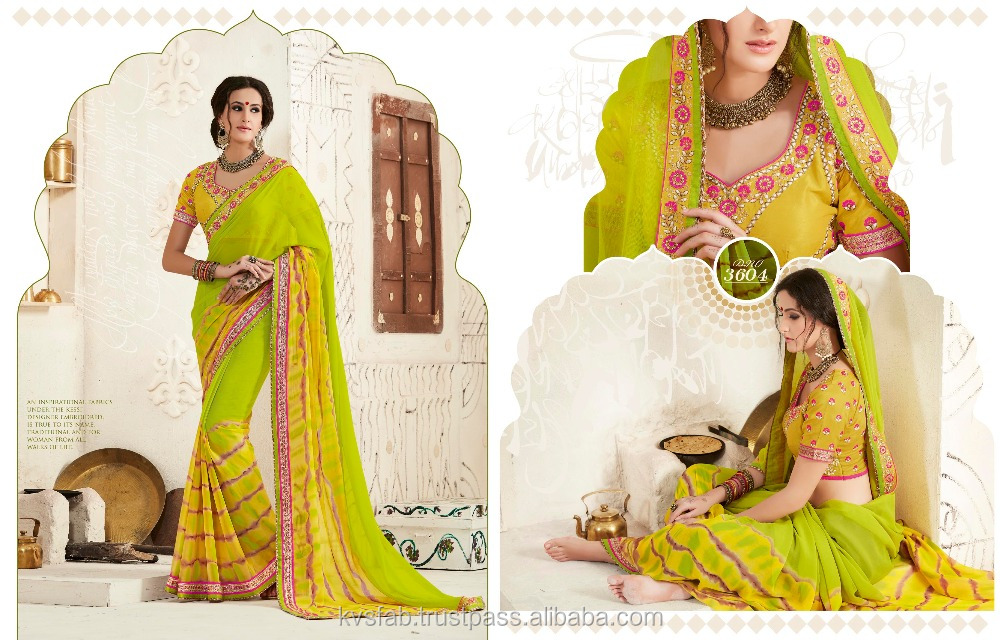 indian bollywood deasigner saree 3202