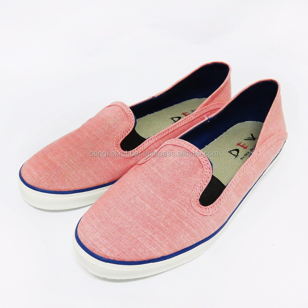 Canvas shoes Women