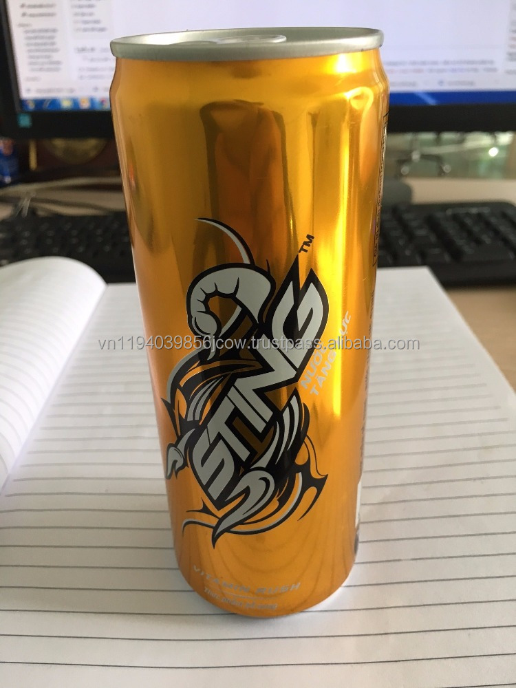 FMCG products Energy Drink Sting 330ml