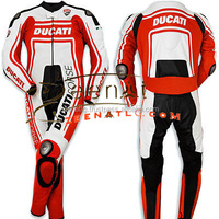 UBR Ducati Corse 500 Motorbike Motorcycle Leather Suits Racing Suit MotoGP