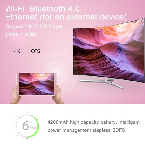ONDA V80 SE 32GB Tablet PC Double Camera 8.0 inch HD Screen TF Card, WiFi, Bluetooth Ethernet Connecting Tablet Computer