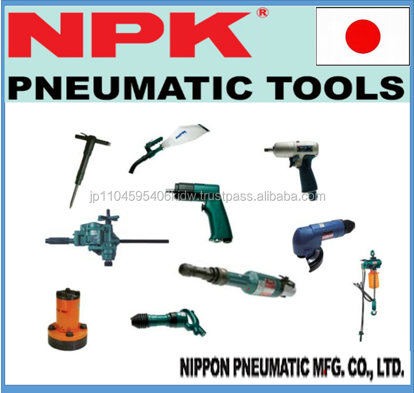 Light weight pneumatic torque wrench NPK impact wrench at reasonable prices