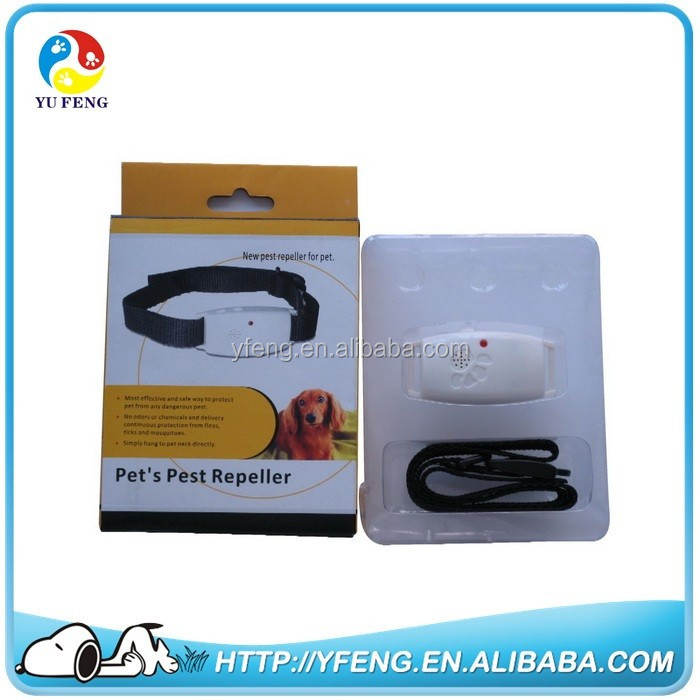Harmless, Effective , Waterproof Pets Pest Repeller Killer