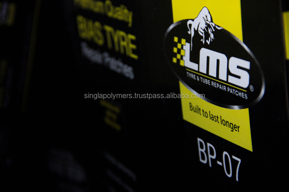 High Quality bias tire/tyre repair patch