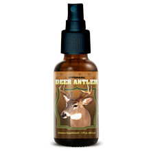 SPORTS NUTRITION SUPPLEMENT- 2 fl oz Bottle - DEER ANTLER VELVET SPRAY