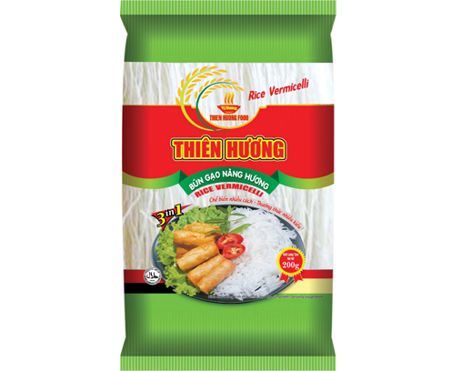 """Thien Huong"" Rice Vermicelli 400g - Best product and high quality from Vietnam"