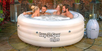 Lay-Z-Spa VEGAS INFLATABLE HOT TUB 2015 (4-6 PERSON)