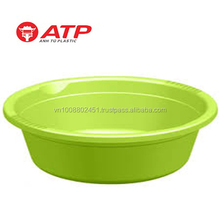 Eco-friendly Injection molded plastic basin ATP