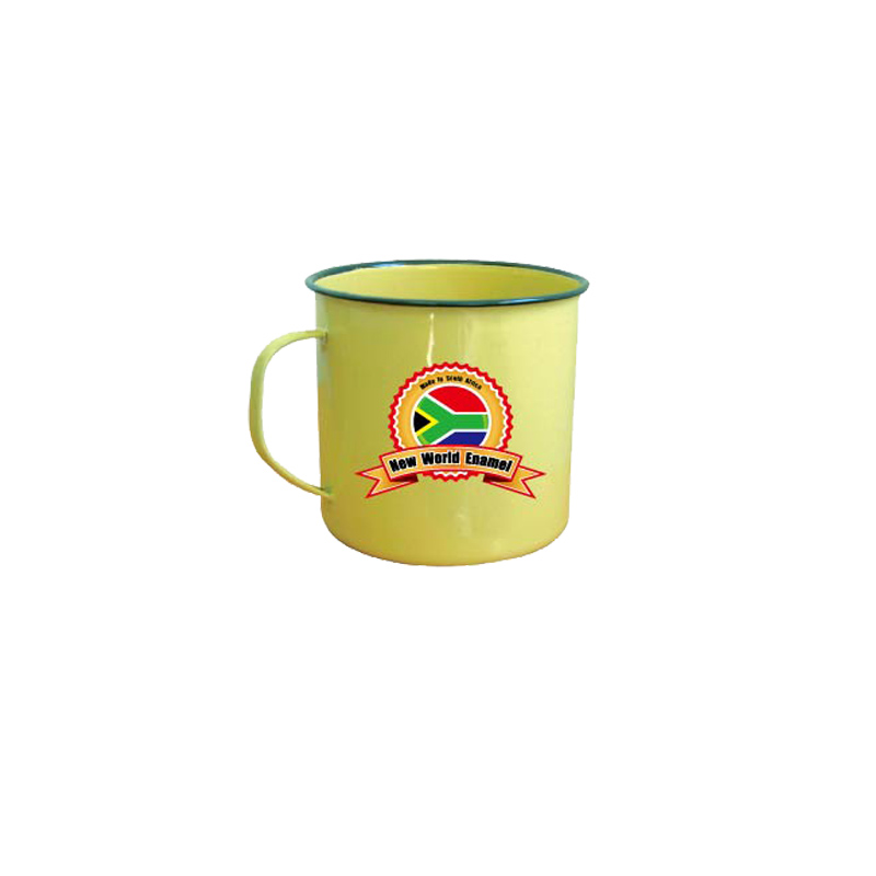 8CM High Quality Enamel Mug Cup