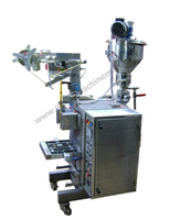 Automatic Honey Stick Pack Machine (Made in India) /Commercial Price High Quality Automatic Liquid Honey Stick Packing Machine