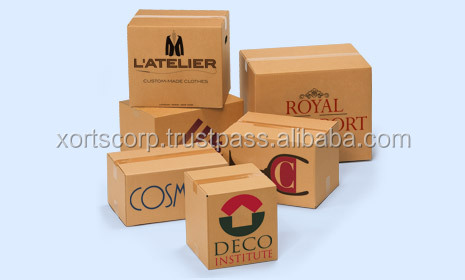 CUSTOMISE PACKING BOX