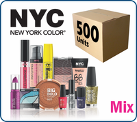 Wholesale NYC Mixed Cosmetics box