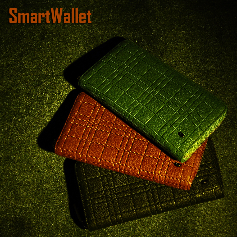 Bluetooth Anti-Theft Anti-Lost Tracker Smart Wallet Bluetooth Tracker