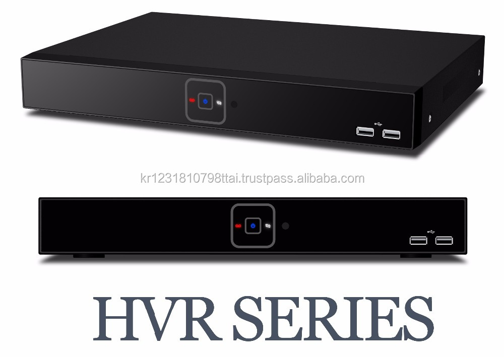 [Pacific Solutions]4CH, 8CH, 16CH DVR/HVR Series/Up to 240fps full HD recording