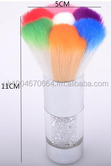 Big flower kabuki brush