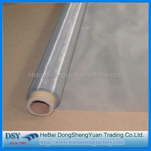 302+25 micron Stainless steel wire mesh for fifter of mining