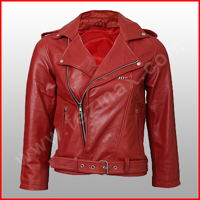 fashionable wholesale cheap women pu leather jacket for ladies