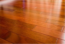 Solid wood flooring made in Vietnam