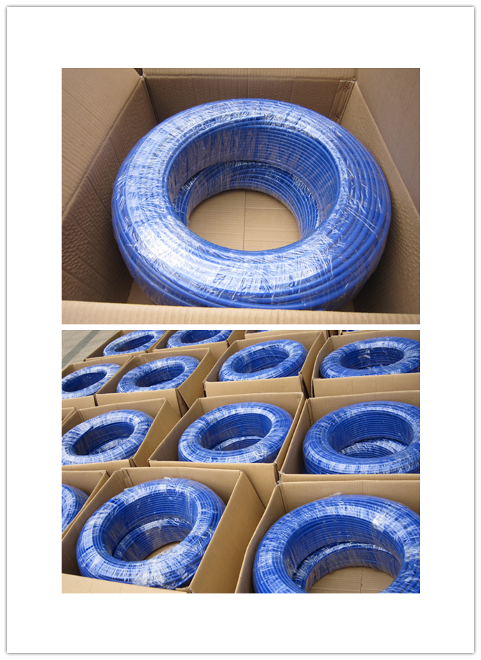 China Water irrigation system polyethylene tube LLDPE tube LDPE Tube PE Tube factory