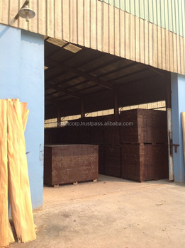 Film Faced Plywood for construction with WBP 72h