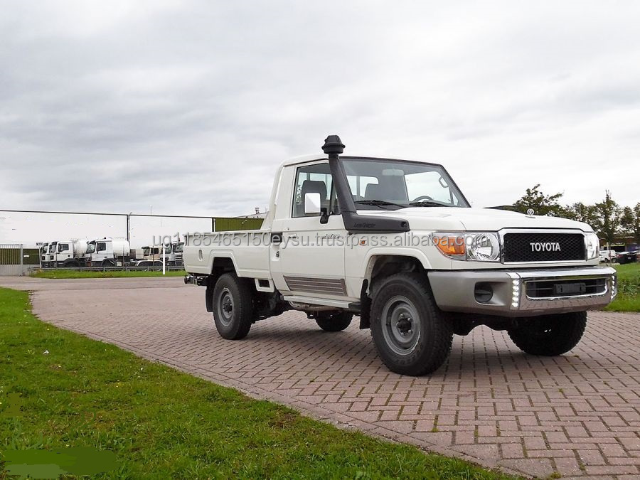 New Toyota Land Cruiser HZJ79L pickup 4x4 2014