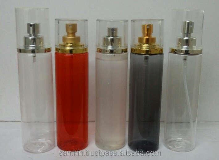135 ML PET PREMIUM PERFUME BOTTLE