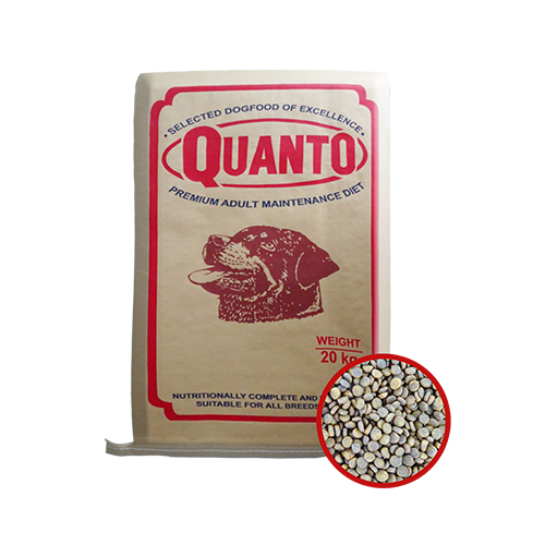 Premium Quanto Maintenance Diet Dog Food