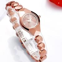 ladies watch new arrival soft ceramic quartz watch for lady 3 atm water resistant women ceramic watch