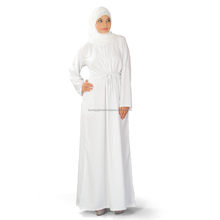 Plain white abaya wholesale muslim wear