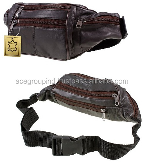 waist pouch waterproof waist pouch leather jewelry pouch leather coin