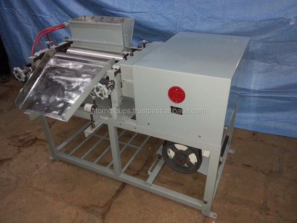 Laundry Soap Triple Roll Milling Machine No. L - 2A (500 kgs / 8 hours)