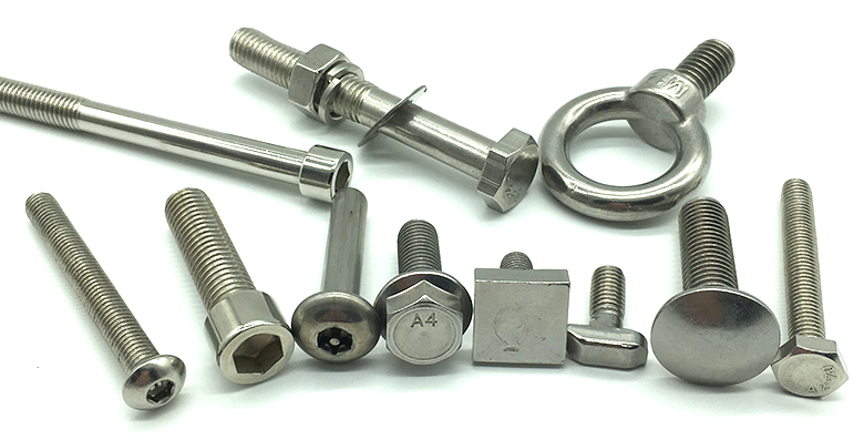 hex head cap screws tap bolts DIN 933 DIN931