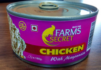 Canned Chicken with Mayyonaise 185g
