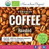 Roasted Coffee Peruvian Bulk