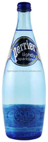 PERRIER LIGHTLY SPARKLING MINERAL WATER BOTTLE 750ML