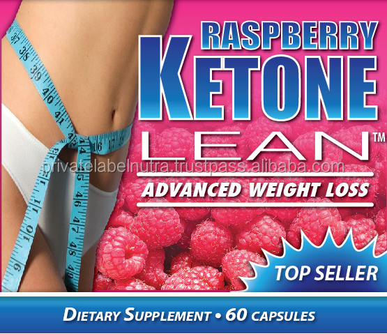 Private Label Pure RASPBERRY KETONE Weight Loss Pills