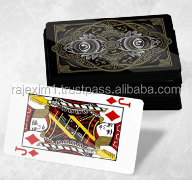 Custom Play Cards Exporters
