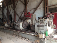 Second Hand Grinder for Rolling Mill Cylinders - Herkules Siegen Roll