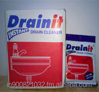 drain cleaner powder