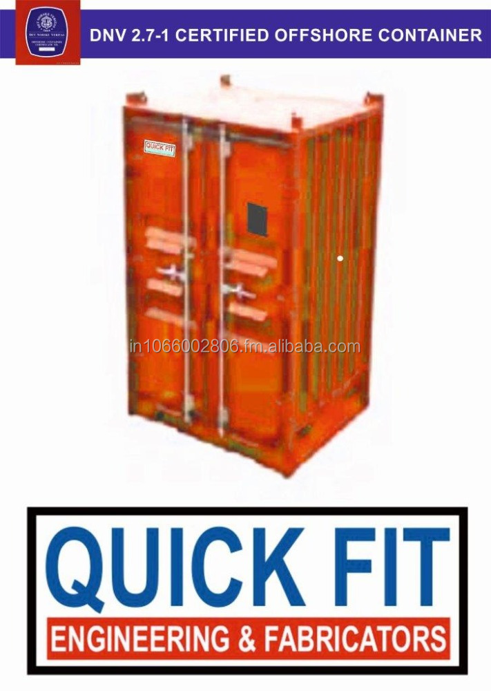 DNV 2.7-1 Certified 6 ft. Offshore Mini Container